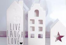HOME & LIVING - DEKORATION / DECORATION / Hier geht es rund und die Dekoration von Wohnungen und Häusern.