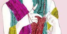 Knitting in Art / Knitting in Art and Art in Knitting!