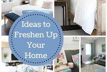 Cool DIY Upgrades & Home Improvement Tips