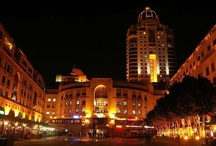 Sandton / The Sandton Central Management District is the commercial centre of South Africa and is home to three business improvement districts.