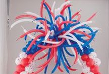 Award Ceremony Party Decorations / by American Heritage Girls ~ Leader
