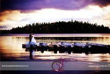 Best Muskoka Wedding Photography / Muskoka wedding photography by Stacey Wight
