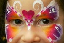 maquillage enfant / by sonia martin