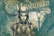 "Steampunk / Steampunk, Dieselpunk and other ""-punks"""