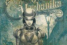 "Steampunk / Steampunk, Dieselpunk and other ""-punks"""