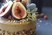 C A K E / gluten-free vegan cakes