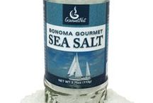 Gourmet Nut Sea Salts