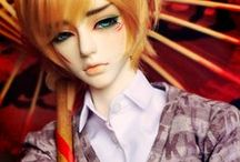 Ball Jointed Dolls ~ BJD