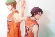 Kuroko no Basket ★