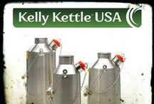 Kelly Kettle / Kelly Kettle® is an ultra-fast camping kettle, camp stove & backpacking stove. You can boil water super fast for a quick cup of coffee on a fishing trip, and use it to make dinner - fry up those fish - heat up some stew. The whole program with one awesome piece of camping gear. The Kelly Kettle is great for hiking and backpacking - all the gear & accessories fit into the Kelly Kettle itself. Outdoor gear for hiking, fishing, camping, survival and all outdoor adventures. Uses all natural fuel.