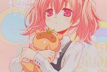 Random Anime/Manga ★