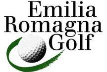 Emilia Romagna Golf, the Logos / All our golf logos