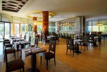 La Spezia Restaurant / Stroll from the lobby into the La Spezia Restaurant and delight in the breathtaking view of the Seyhan River.