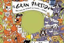 Literatura infantil / Libros para niños para aprender y jugar