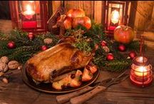 For a memorable Christmas / From December 14 on Sheraton Adana Hotel starts to receive filled turkey and plum cake orders from those who wants to live this tradition at home and share this delicious food with beloved ones.