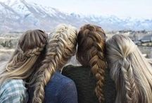 hair / hairstyles I want to try
