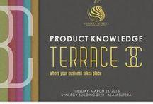 Terrace 8 / RUKO Terrace 8 - where your business takes place @ Suvarna Sutera [ APRIL 2015 ]