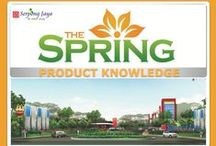The Spring @ Serpong Jaya / Cluster The Spring @ Serpong Jaya [ 3.3 Ha - 170 Unit ] - developed by PT Jaya Real Property [ Bintaro Jaya Group ]