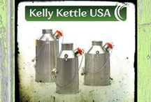 Hunting Gear / Hunting gear for the great outdoors. Kelly Kettle is the perfect camp stove and camping kettle to add to your hunting gear arsenal. Perfect for camping, hiking, backpacking, uses all natural fuel and comes in 3 sizes! Great camping and hunting gear - made easy!