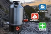Kelly Kettle TV / We love to share videos about the Kelly Kettle. Best piece of camping gear you can own. An amazing camping kettle and now with the addition of the Hobo Stove, the best camp stove you can buy. Kelly Kettles use all natural fuel, so are eco-friendly. Perfect backpacking stove as the Kelly Kettle works flawlessly in high altitude. Great as survival gear, too.