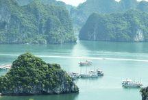 Cambodia - Vietnam - Laos