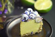 A V O C A D O / avo desserts  (gluten-free, vegan)