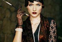 Roaring 20s / 20s fashion