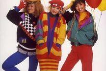 80s / Fashion 1980s