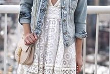 spring style / spring outfits