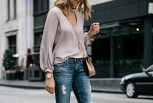 casual chic / casual chic style