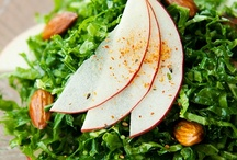 Healthy recipes / We are what we eat.