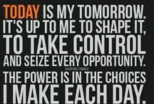 Inspiration - Motivation