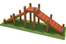 Dog Park Equipment/Courses/Amenities