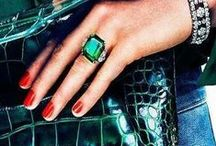 Trends We Love: Emerald Green