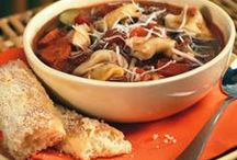 Soups & Stews / Ohhh how we love soups! Enjoy!