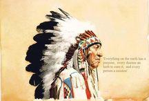 Native american / by Monika D'