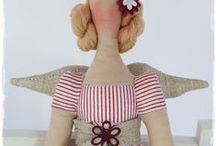 Tilda's dolls