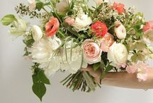 Bridal bouquets / beautiful blooms for the bride, bridesmaid or flower enthusiast