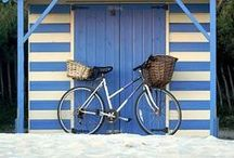 Travel by Bike / The bike is the best invention ever. Don't you agree?  We love to stroll around and discover a new city by bike.  www.mytwinplace.com