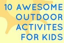 Spring Break - Fun kid-friendly ideas! / Just a few things that would make for some ideal family time during Spring Break