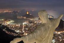 Turismo pelo mundo / Alguns lugares onde todos nós merecemos conhecer antes de morrer! / by Auri Luis Martini