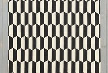 Cool graphic rugs  / beautiful rugs able to be ordered online in germany