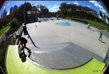 Riverslide Skatepark (Melbourne, VIC Australia) / Shredding the World One Skatepark at a time - Riverslide Skatepark (Melbourne, VIC Australia)  #skatepark #skate #skateboarding #skatinit #skateparkreview