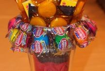 candy bouquets / by Manualidades Libelys