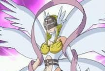 ProjetoCosplay - Angewomon (Digimon)
