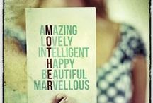 Mother's Day / We heart all the moms out there. This is just for you!