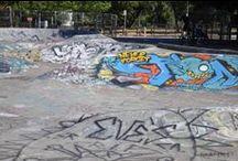 Santa Rosa Skatepark (California, USA) / Shredding the World One Skatepark at a time - Santa Rosa Skatepark (California, USA) #skatepark #skate #skateboarding #skatinit #skateparkreview