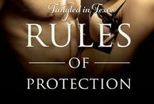 My Books / Teaser from #RulesofProtection by Alison Bliss