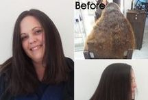 Before and Afters / Before and Afters of our gorgeous clients!