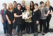 Our A Glo Spa & Salon Co. Professionals / Our wonderful professionals at A Glo!
